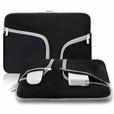 Notebook Sleeve Protector Bag Case For 13 13.3 Mac Dell Lenovo HP Samsung Laptop