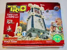 Trio Building Blocks Set R2500 Watch Tower READ