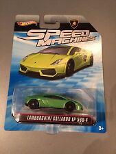 Hot Wheels Speed Machines Lamborghini Gallardo LP 560-4 (T09)