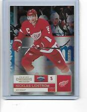 11-12 NICKLAS LIDSTROM PANINI CONTENDERS HOLO-FOIL # 5 32/100