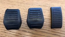 FORD ESCORT MK3 MK4 RS TURBO XR3i NEW PEDAL PAD SET RUBBER