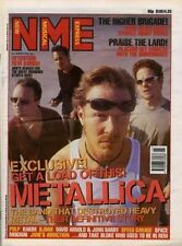Metallica Black Grape Placebo Pulp Bjork Mogwai Speed Garage Janes Addiction mag