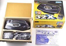 Console Super 32X Megadrive Sega System Japan