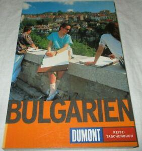 Bulgarien - DuMont Reiseführer - Reise Taschenbuch -  Helmuth Weiß