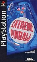 EXTREME PINBALL PLAYSTATION 1 PS1 COMPLETE!