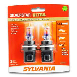 Sylvania SilverStar Ultra High Beam Headlight Bulb for Dodge Ram 1500 Ram hw