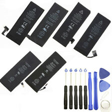 OEM Replacement Internal Battery for iPhone 4s 5 5C 5S 6 6S 7 Plus + Tools Kit