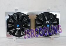 Aluminum Radiator Fan Shroud fit for 1991-1999 Nissan Sentra NX 200SX New