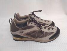 Asolo Mens Sz 10.5 Brown Gore-Tex Hiking Shoe Waterproof Vibram