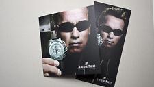 Audemars Piguet Royal Oak Offshore T3 brochure and picture. Super RARE!