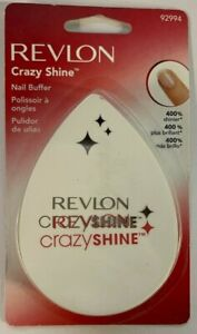 REVLON Nail Care - Files, Clippers, Crazy Shine Tear Nail Buffers &MORE *SEALED*