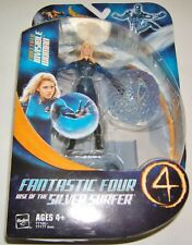 Fantastic 4 Rise of the Silver Surfer INVISIBLE WOMAN Action Figure NIB