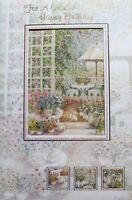 For a Gran in a million happy Birthday greeting card, garden theme, brand new
