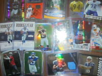 FOOTBALL CARD DUTCH MINI LOT~AWESOME VALUE!LOADED WITH SUPERSTARS AND HOT CARDS!