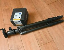 Gitzo Mt Sport GT1158 Carbon Fiber Tripod Legs + GH1178M Ball Head w QR & Plate