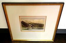 Original-Lithographien (1800-1899) aus Europa mit Landschafts-Motiv