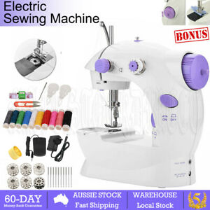 Electric DIY Multi-Function Portable Hand Held Desktop Home Sewing Machine New