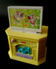 Fisher Price Loving Family TV Stand