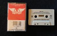 Aerosmith Greatest Hits - Cassette Comp - Dream On, Walk This Way, Sweet Emotion