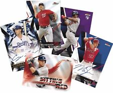 TEXAS RANGERS 2018 TOPPS FINEST BASEBALL 4 BOX HALF CASE BREAK #15