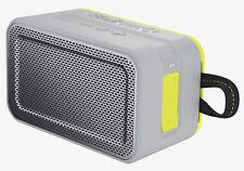 Skullcandy Barricade XL BT Speaker - Grey/Hot Lime