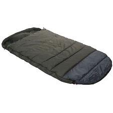 JRC Fishing Cocoon All Season Sleeping Bag - Breathable, Fleece Pillow
