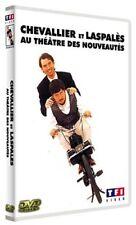 CHEVALLIER ET LASPALES - AU THEATRE DES NOUVEAUTES [DVD] - NEUF
