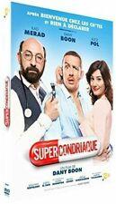 """DVD """"Supercondriaque"""" Dany Boon,Kad Merad  NEUF SOUS BLISTER"""