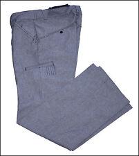 """Bnwt Womens Oakley Birdie Stretch Golf Trousers Pants W28-29"""" L32"""" UK10 New Blue"""