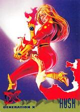 1995 Fleer ultra X-Men base trading card #21 Gideon Marvel