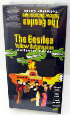 BEATLES YELLOW SUBMARINE 1999 SEALED BOX 252 TRADING COLLECTOR CARDS 36 PACKS