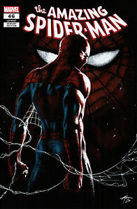 AMAZING SPIDER-MAN #46 (Gabriele Dell'Otto Exclusive Variant) Comic ~ Marvel