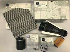 Genuine Mercedes-Benz W205C-Class Diesel OM651 Filter Service Kit-FOC Screenwash