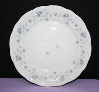 "4 Johann Haviland Blue Garland 10"" Dinner Plates ~ Bavaria Germany"