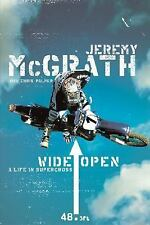Wide Open: A Life in Supercross-ExLibrary