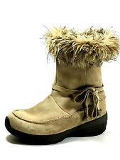 Sorel Women's Northern Lite Tall NL143-265 Boot, Beige Size 8 US. Eur. 39
