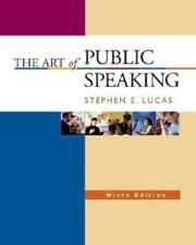The Art of Public Speaking with Learning Tools Suite (Student CD-ROMs 5. 0,...