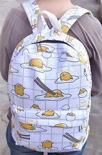 """Gudetama lots egg mix 13"""" backpack shoulder bag laptop bags unisex bag anime"""