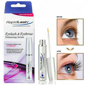 RapidLash Eyelash & Eyebrow Growth Enhancing Serum With Hexatein 1 Complex 3ml