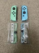 Nintendo Switch Animal Crossing Limited Edition Joy-Cons, Brand New (L & R Pair)