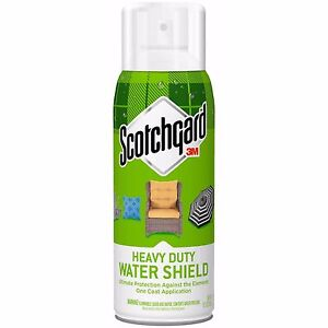 Scotchgard Heavy Duty Water Repelling Shield, 10.5 Oz., 1 Can
