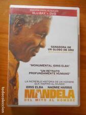 DVD MANDELA - DEL MITO AL HOMBRE - EDICION DE ALQUILER (NO INCLUYE BLU-RAY) (9B)