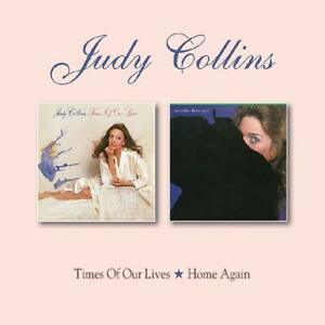 Judy Collins - Times of Our Lives/Home Again (2018)  CD  NEW/SEALED  SPEEDYPOST
