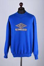 Umbro Vintage Sport Sweatshirt Jumper Size L