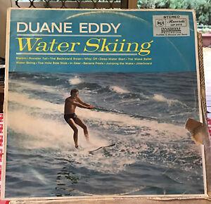 Duane Eddy. Water Skiing. VINYL VGC