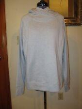 eee868937e Exertek Womens Athelic Knit Fleece Pull Over Hooded Yoga Top Size LG (New)