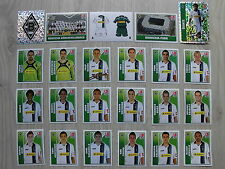 23 Panini Bilder/Sticker Borussia Mönchengladbach Topps Bundesliga 2009/10