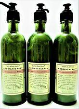 Bath Body Works Aromatherapy SANDALWOOD ROSE Body Lotion, 6.5 oz, NEW x 3