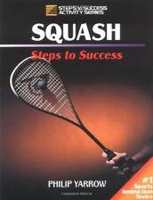 Squash (Steps to Success),Philip Yarrow