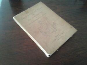 1948 Luis Seoane Tres Hojas de Ruda y Un Ajo Verde Firmado Dibujo Dedicado